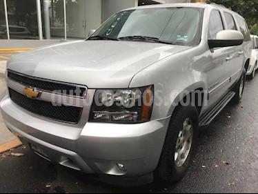 Foto Chevrolet Suburban LT usado (2017) color Plata precio $259,000