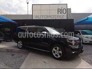 Chevrolet Suburban LTZ 4x4 usado (2015) color Negro precio $559,000