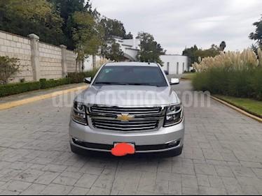 Foto venta Auto usado Chevrolet Suburban LTZ 4x4 (2015) color Plata precio $1,335,000