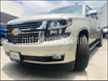 Chevrolet Suburban LTZ 4x4 usado (2016) color Beige precio $635,000