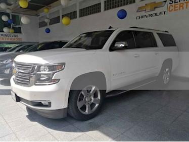 Foto venta Auto usado Chevrolet Suburban LTZ 4x4 (2016) color Blanco precio $1,050,000