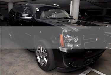 Chevrolet Suburban LTZ 4x4 usado (2013) color Negro precio $495,000