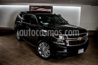Foto venta Auto usado Chevrolet Suburban LTZ 4x4 (2015) color Negro precio $989,000