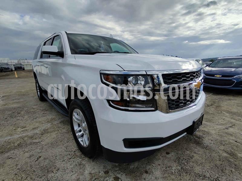 Chevrolet Suburban LS Tela nuevo color Blanco precio $914,900