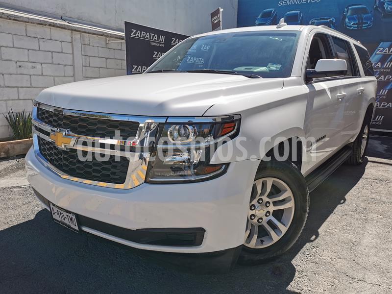 Foto Chevrolet Suburban LT usado (2018) color Blanco precio $640,000