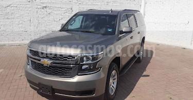 Chevrolet Suburban 5p LT V8/5.3 Aut Piel 2da/Banca usado (2019) color Dorado precio $719,900
