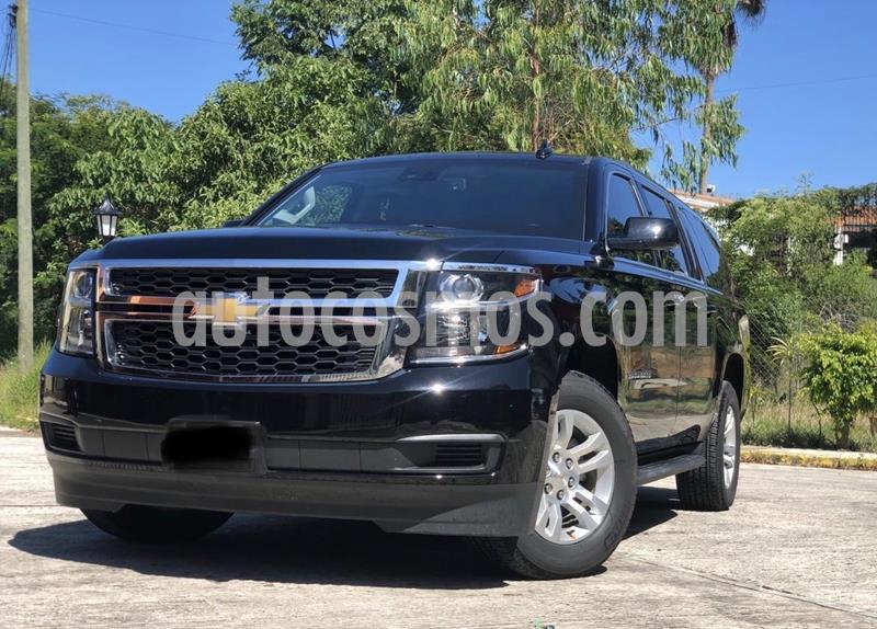 Chevrolet Suburban Paq B usado (2019) color Negro precio $1,700,000