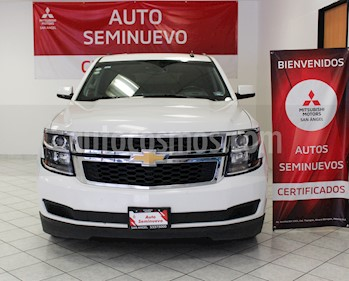 Chevrolet Suburban Paq B (295 Hp) usado (2017) color Blanco precio $599,000