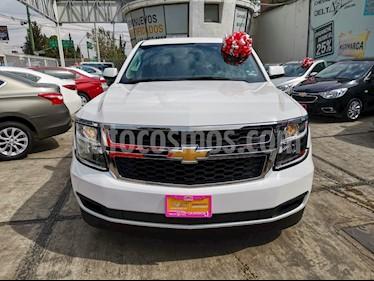 Chevrolet Suburban LS Tela usado (2018) color Blanco precio $619,900
