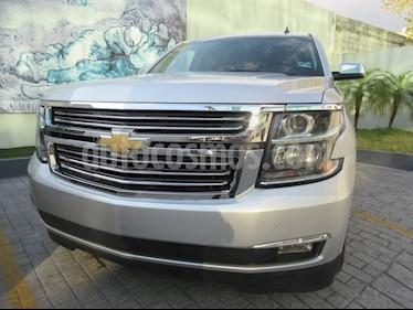 Chevrolet Suburban LT Piel 4x4 usado (2016) color Plata precio $635,000