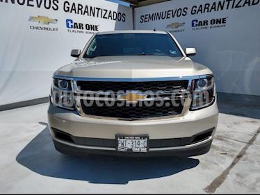 Chevrolet Suburban LT Piel usado (2017) color Blanco precio $610,000