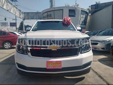 Chevrolet Suburban LS Tela usado (2018) color Blanco precio $635,000