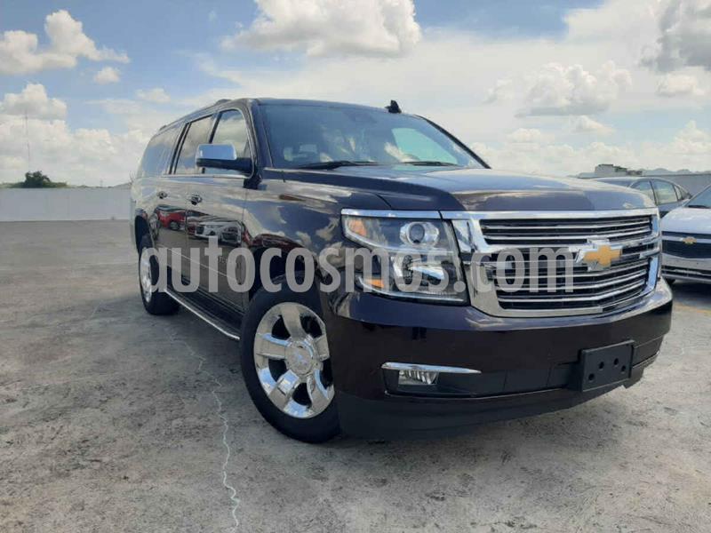 Chevrolet Suburban Premier Piel 4x4 nuevo color Marron precio $1,138,000