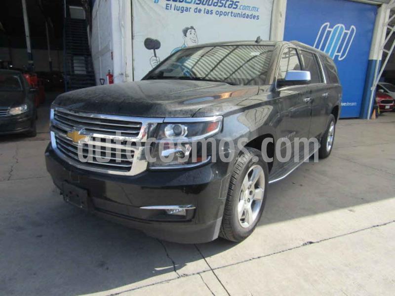 Chevrolet Suburban Premier Piel 4x4 usado (2017) color Negro precio $500,000