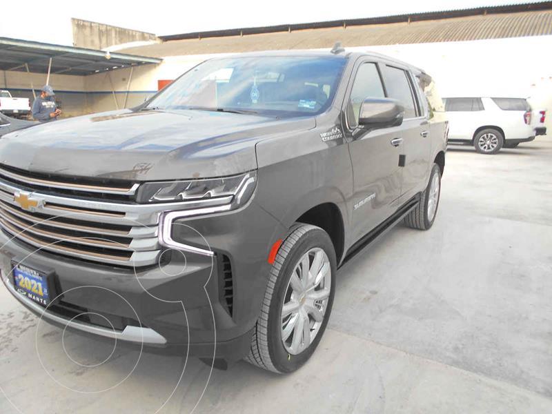 Foto Chevrolet Suburban High Country nuevo color Blanco precio $1,728,100