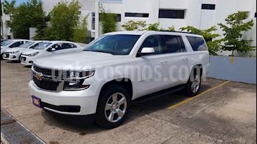 Chevrolet Suburban LT Piel Cubo nuevo color Blanco precio $1,066,000