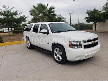 Chevrolet Suburban 5.3 LT PIEL BLANCA usado (2013) color Blanco precio $249,000