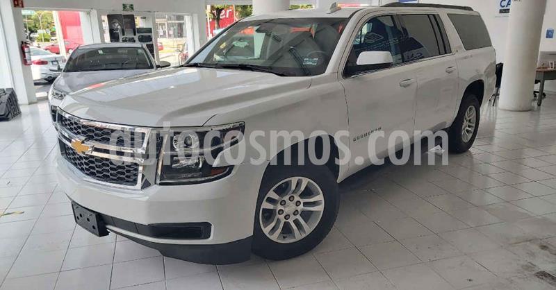 Chevrolet Suburban LT usado (2020) color Blanco precio $899,900