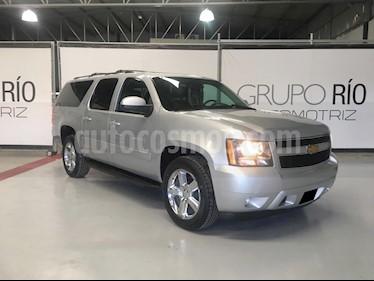 Chevrolet Suburban Paq D 4x4 usado (2012) color Plata precio $289,000