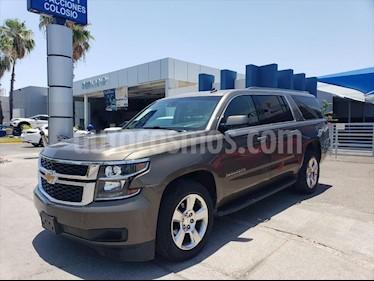 Chevrolet Suburban LT V8/5.3 AUT PIEL 2DA/CUBO usado (2016) precio $480,000