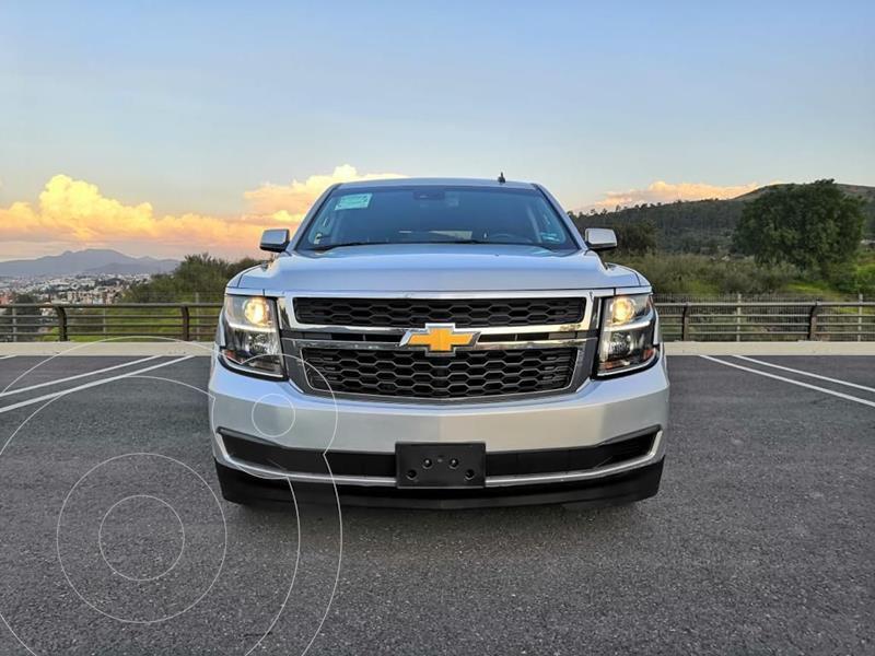 Foto Chevrolet Suburban LT Piel usado (2017) color Plata Dorado precio $675,000