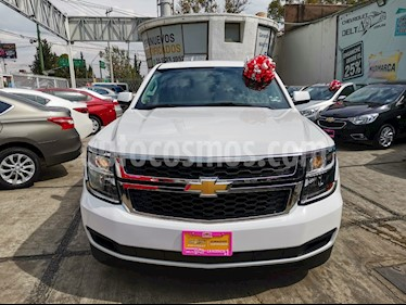 Chevrolet Suburban Paq A usado (2018) color Blanco precio $619,900