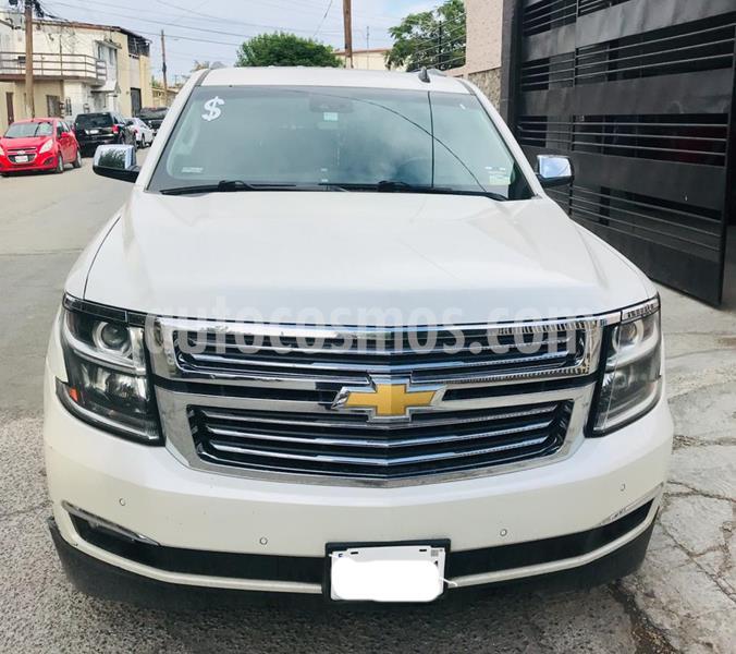 Chevrolet Suburban LT Piel Plus usado (2015) color Blanco precio $529,000