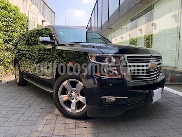 Chevrolet Suburban Premier Piel 4x4 usado (2017) color Negro precio $700,000