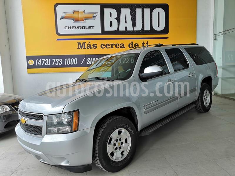 Chevrolet Suburban Paq A  usado (2014) color Plata Dorado precio $299,000