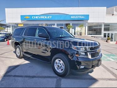 Chevrolet Suburban Paq G Tres Cuartos 4x4  usado (2018) color Negro Grafito precio $1,050,000
