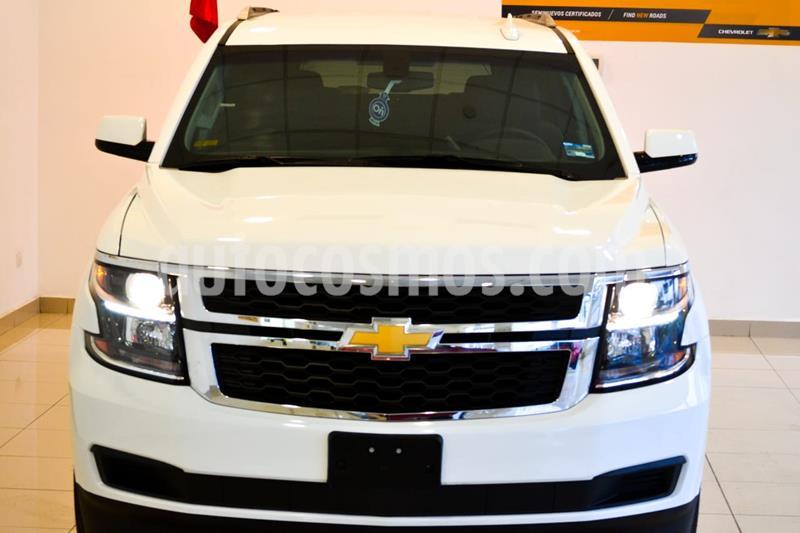 Chevrolet Suburban LS Tela usado (2020) color Blanco precio $850,000