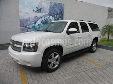Chevrolet Suburban LT Piel 4x4 usado (2011) color Blanco precio $239,000