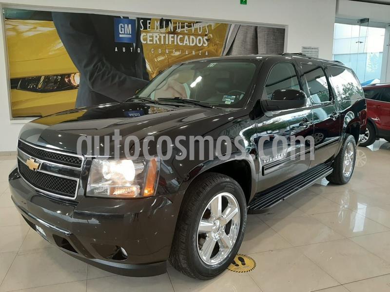 Chevrolet Suburban LT Piel Plus 4x4  usado (2014) color Negro precio $315,900