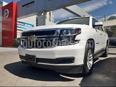 Chevrolet Suburban LT Piel usado (2017) color Blanco precio $629,000