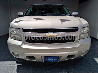 Chevrolet Suburban D 5p aut piel a/a DVD q/c 4x4 usado (2007) color Dorado precio $157,500