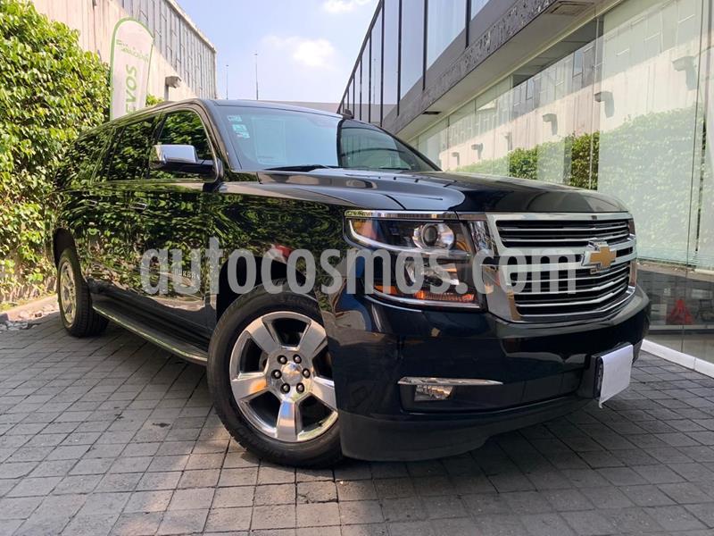 Foto Chevrolet Suburban Premier Piel 4x4 usado (2017) color Negro precio $700,000