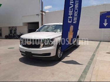 Chevrolet Suburban LT Tela nuevo color Blanco precio $1,155,100