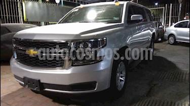 Chevrolet Suburban 5p LS V8/5.3 Aut 2da/Banca usado (2018) color Plata precio $609,900