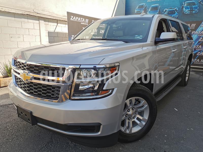 Chevrolet Suburban LT usado (2018) color Gris precio $650,000