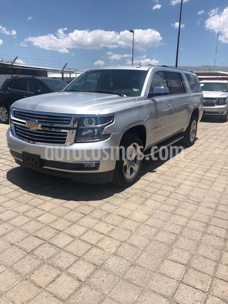 Chevrolet Suburban Premier Piel 4x4 usado (2019) color Plata Dorado precio $1,099,000