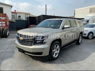 Chevrolet Suburban Paq C (295 Hp) usado (2016) color Dorado precio $564,800