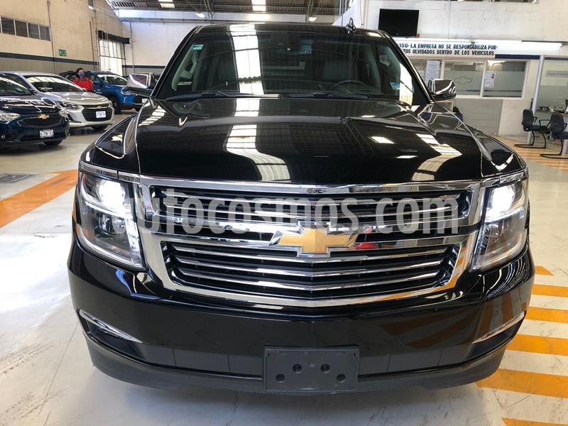 Chevrolet Suburban Premier Piel 4x4 usado (2019) color Negro precio $899,000