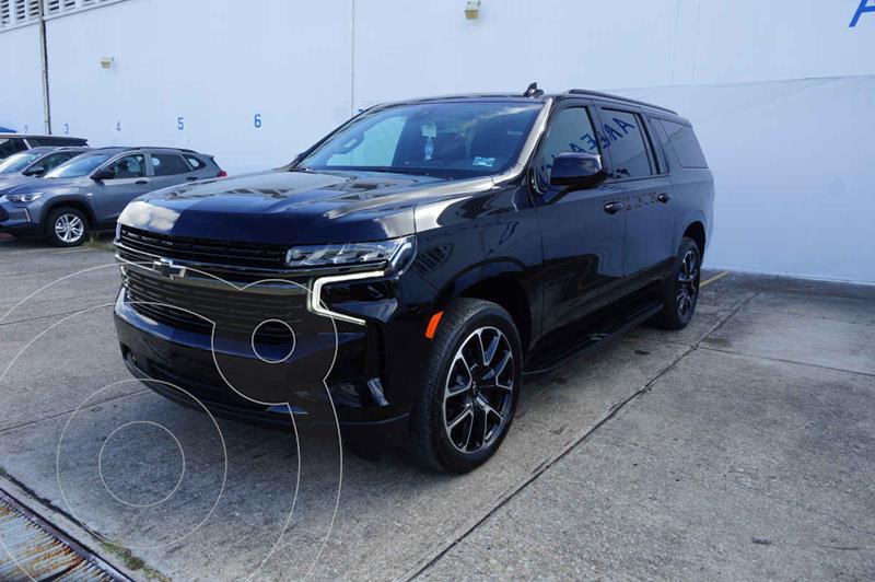 Foto Chevrolet Suburban RST nuevo color Negro precio $1,601,500