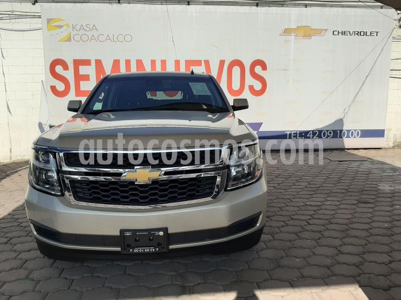 Chevrolet Suburban LT usado (2017) color Beige precio $690,000