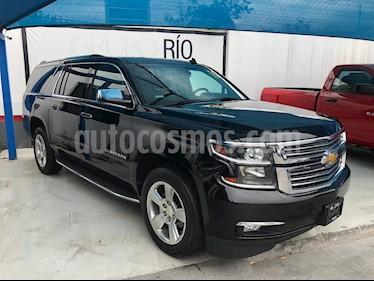 Chevrolet Suburban LTZ 4x4 usado (2015) color Negro precio $554,000