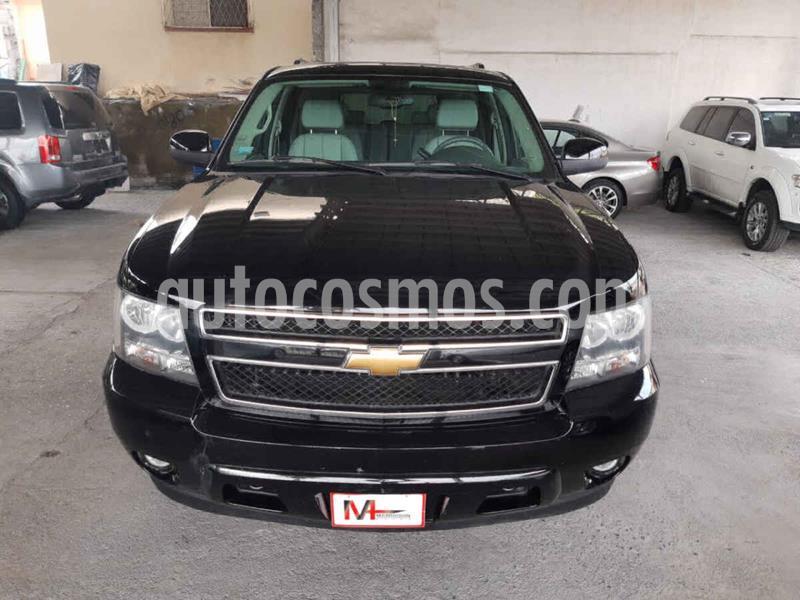 Chevrolet Suburban Paq C  usado (2007) color Negro precio $219,000