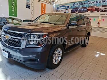 Chevrolet Suburban LT Piel Banca usado (2017) color Negro precio $599,000