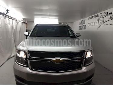 Chevrolet Suburban Paq A usado (2018) color Plata precio $659,000