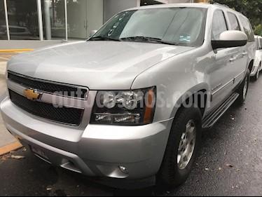 Foto Chevrolet Suburban Paq A usado (2013) color Plata precio $259,000