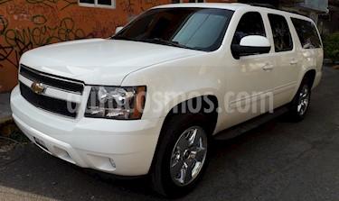 Chevrolet Suburban Paq B (295 Hp) usado (2011) color Blanco precio $240,000